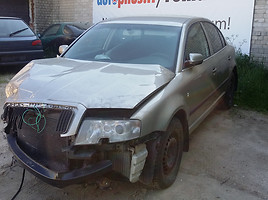 Skoda Superb I  Sedanas