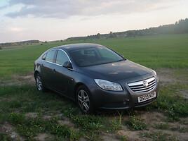 Opel Insignia Hečbekas 2010