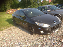 Peugeot 407 HDI 2007 y parts