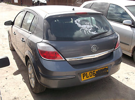 Opel Astra II 74kw, 2007m.