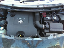 Toyota Yaris II 2007 y. parts