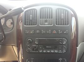 Dodge Grand Caravan 2002 m. dalys