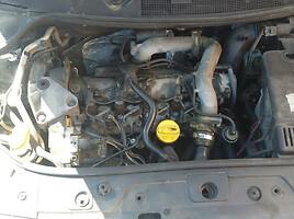 Renault Megane II dCi Conf Authentique, 2003m.