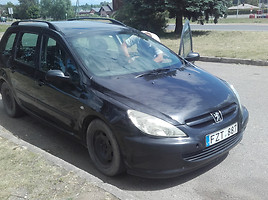 Peugeot 307 I Siemens 2003 m. dalys