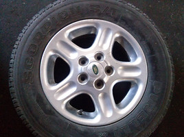 Land Rover  Light alloy R15