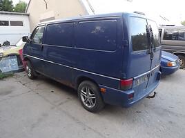 Volkswagen Transporter T1 2.5 75kw 1997 m. dalys