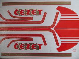 CZ 350 Klasikinis 1984