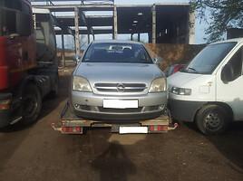 Opel Vectra C Europa Sedanas