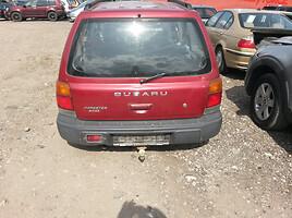 Subaru Forester I 1998 m. dalys