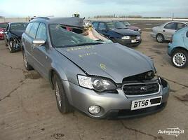 Subaru OUTBACK, 2006m.