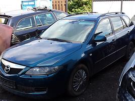 Mazda 6 I facelift Universalas 2007