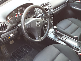 Mazda 6 I facelift 2007 y. parts