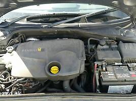 Renault Laguna II FL 2007 m. dalys