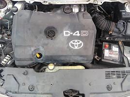 Toyota Corolla Verso 2006 y. parts