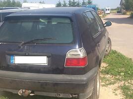 Volkswagen Golf III, 1995m.