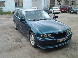 Bmw 316 E36 1997 m. dalys