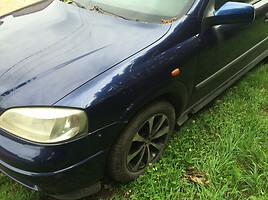 Opel Astra I DI 60KW 1999 m. dalys