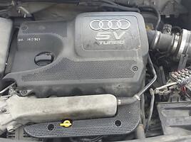 Audi Tt 8N 135kw 1999 m. dalys