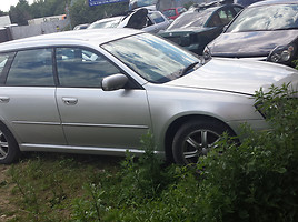 Subaru Legacy IV AUTOMAT 2006 m. dalys