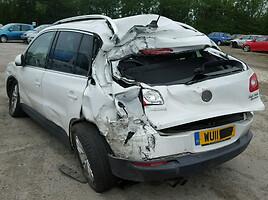 Volkswagen Tiguan 2014 г. запчясти
