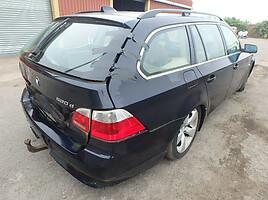 Bmw 520 E60 2006 m. dalys