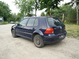 Volkswagen Golf IV 74kw 1999 y parts