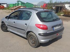 Peugeot 206 1999 y. parts