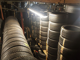 Michelin Alpin A3 apie 6mm R16