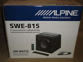 Alpine swe-815 aktyvus