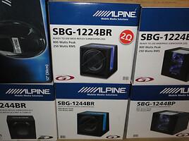 Žemų dažnių garsiakalbis  Alpine swe-815 aktyvus