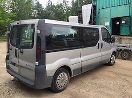 Opel Vivaro I 2004 y. parts