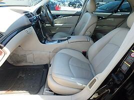 Mercedes-Benz E 200 W211 2004 m. dalys