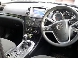 Opel Insignia 2013 m dalys