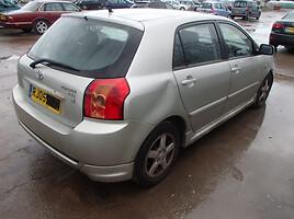 Toyota Corolla SERIA E12 2005 m dalys