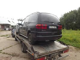 Volkswagen Sharan I 2.8 geras 1998 m. dalys