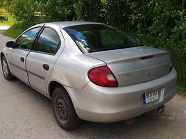 Dodge Neon 2005 y. parts