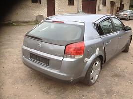 Opel Signum 2005 m dalys