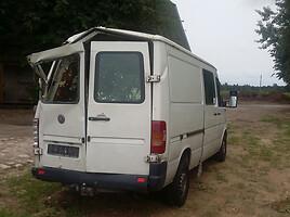 Volkswagen Lt 2003 m. dalys