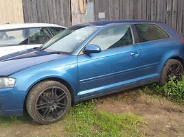 Audi A3 8P Odinis salonas BGU, 2005m.