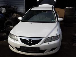 Mazda 6 I Universalas 2003