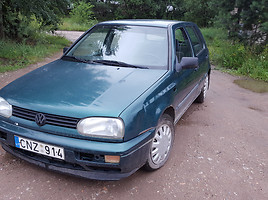 Volkswagen Golf III  Hatchback