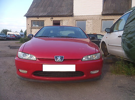 peugeot 406 stag Dujos ODA Coupe 1999