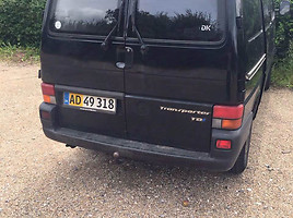 Volkswagen Galaxy 1998 y. parts