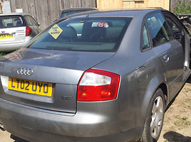 Audi A4 B6 AVJ, 2002m.