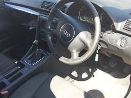 Audi A4 B6 AVJ, 2002y.
