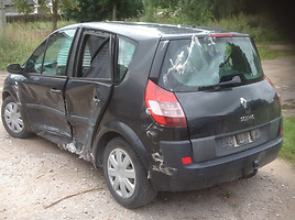 Renault Scenic II 2005 m dalys