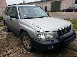Subaru Forester I, 2001m.