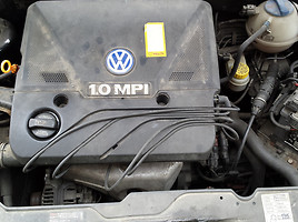 Volkswagen Lupo MPI 2000 m. dalys