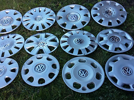 Volkswagen R13 ratų gaubtai