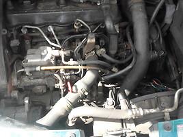 Volkswagen Sharan I 1999 m. dalys